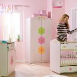 Çilek bebek odası örnekleri