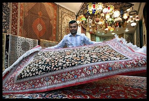 İran Halısı Modelleri