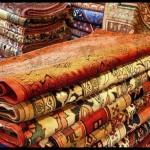 İran halısı koleksiyonu