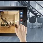 Tablet ile ev yönetimi