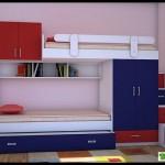 İki katlı yatak modelleri