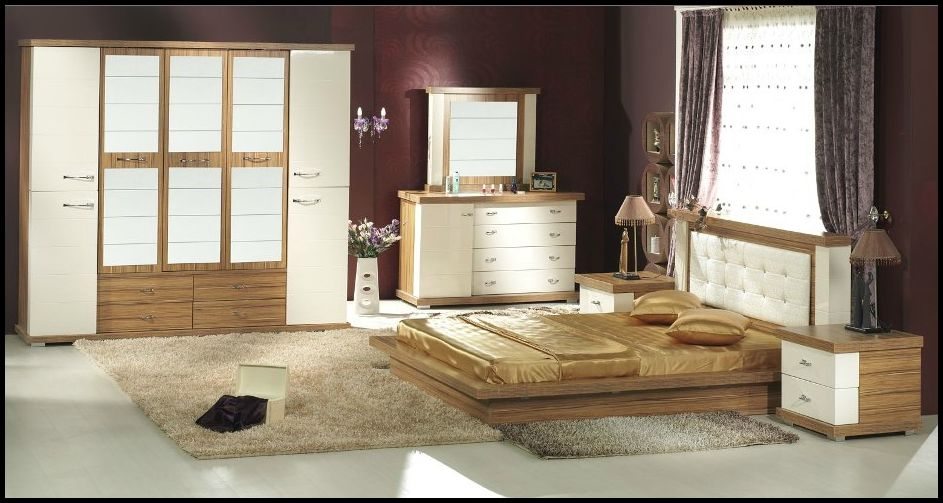 2019 Ucuz İpek Yatak Odası Modelleri