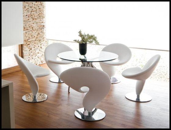 Cam Mutfak Masası Örnekleri