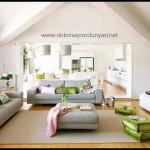 Ev dekorasyonu örnekler