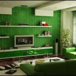 Farklı ev dekorasyonu