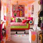 Farklı oda dekorasyonu