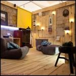 Farklı oda tasarımı