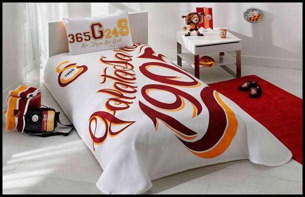 Lisanslı Galatasaray Genç Odası Fotoğrafları