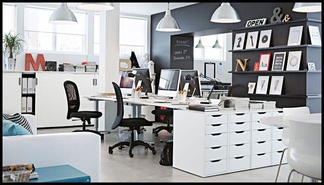 IKEA 2019 Ofis Dekorasyonu