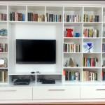 Kitaplık tv üniteleri