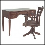 Klasik çalışma masası sandalyesi