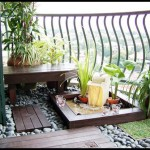 Küçük balkon nasıl olmalı