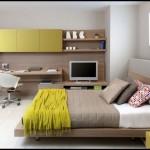 Modern genç odası modelelri