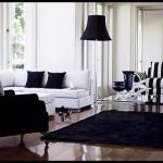 Siyah beyez oda modelleri