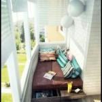 Ufak balkon resimleri