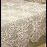 Yatak örtüsü dantel modelleri