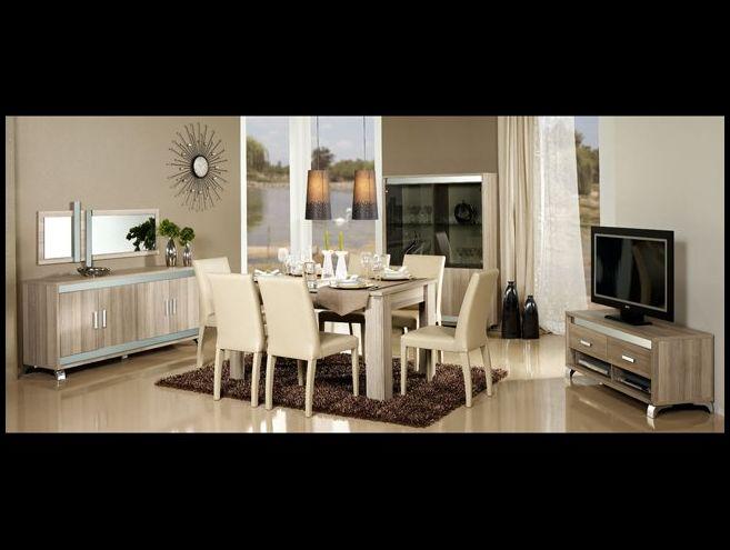 Dekoratif Alfemo Stüdyo Yemek Odası Modelleri