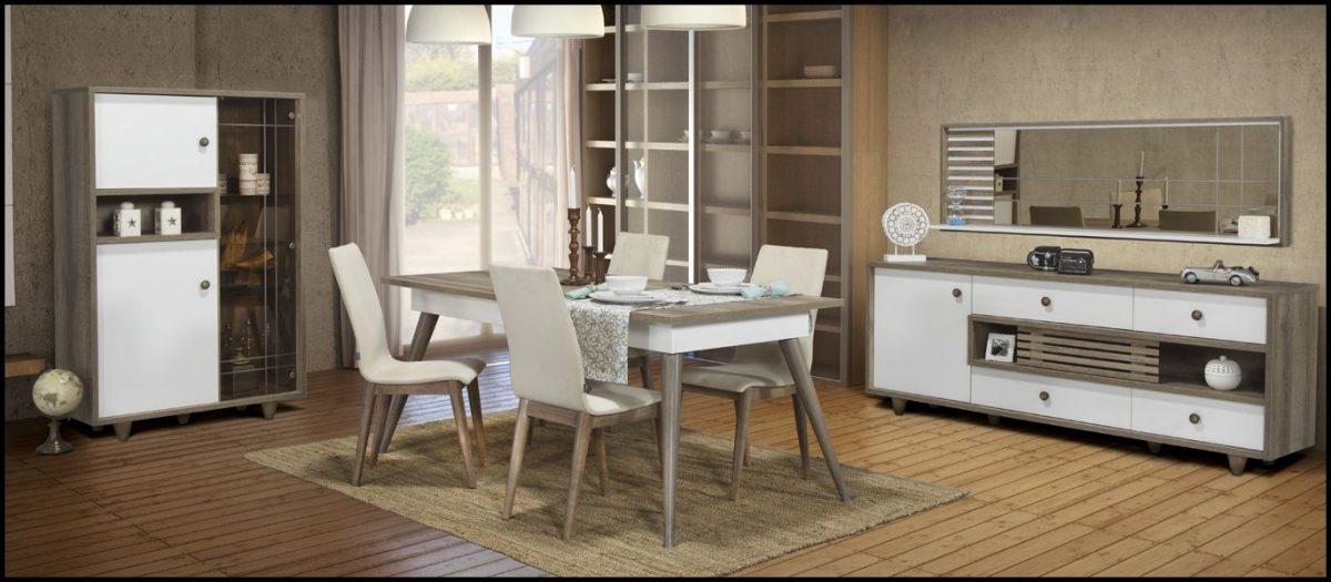 Ucuz Alfemo Stüdyo Yemek Odası Modelleri