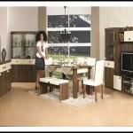Alfemo stüdyo yemek odası modelleri