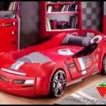 Çilek mobilya araba karyola resimleri
