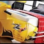 Çilek mobilya motosiklet karyola modelleri