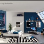 Genç odası dekorasyonu fikirleri
