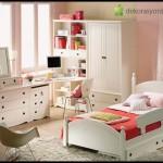 Genç odası dekorasyonu renkleri