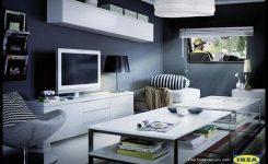 Ikea salon dekorasyonu modelleri