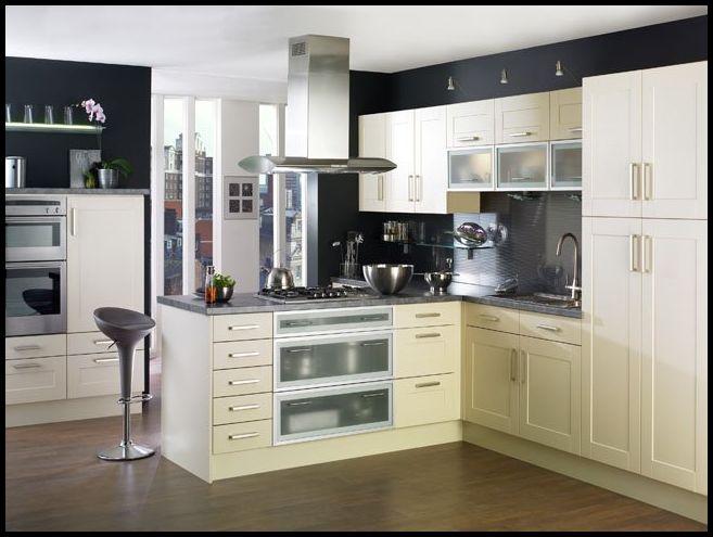 modern mutfak foto