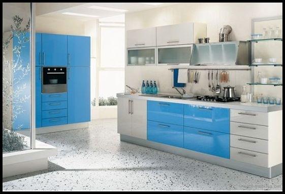 modern mutfak resim
