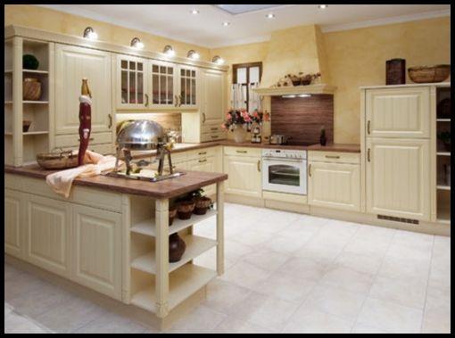 mutfak için dekorasyon fikirleri