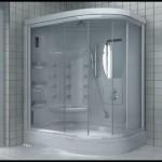 Müzik çalarlı duşakabin modelleri