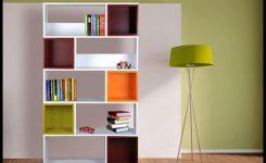 Renkli Dekoratif Kitaplık Modelleri