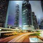 Şehir manzaralı duvar kağıdı modelleri