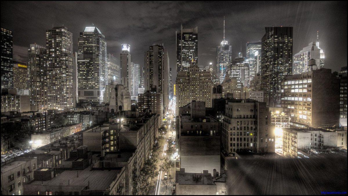 Şehir Manzaralı Duvar Kağıdı Resimleri