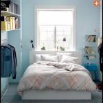 Ikea yatak odası dekorasyonu