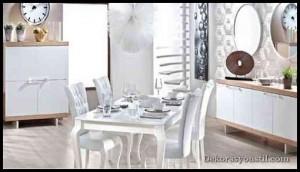 IKEA Yemek Odası Örnekleri