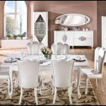 Klasik yemek odası modelleri