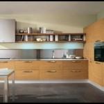 Modern mutfak modelleri ahşap