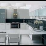 Modern mutfak takımları