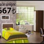 Mondi mobilya genç odaları fiyatları
