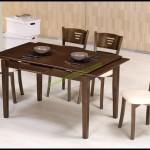 Tekzen yemek masası