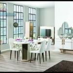 Weltew mobilya yemek odası