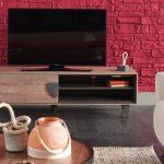 Enza modern ahşap tv sehpası orlando