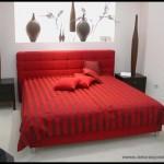 Kırmızı yatak odası modelleri 2019