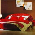 Kırmızı yatak odası takımları