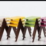 Zigon sehpa renkli modeller