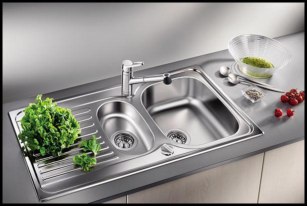 İkili mutfak lavabo modelleri
