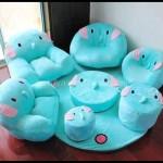 mavi ayıcıklı puf koltuk modelleri
