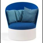 mavi puf koltuk modelleri